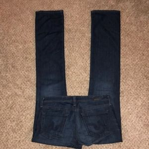 AG The Ballad Slim Boot Jeans size 27